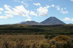 Mt. Ngauruhoe, New Zealand