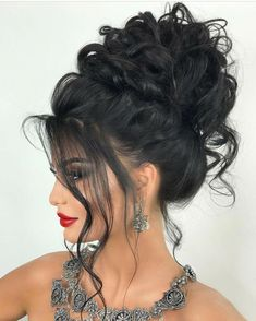 44 Easy Formal Hairstyles For Long Hair - Hair ispiration - Frisuren Formal Hairstyles For Long Hair, Up Hairstyles, Pretty Hairstyles, Wedding Hairstyles, Hairstyle Hacks, Hair Styles For Formal, Hairstyle For Long Hair, Formal Updo, Fashion Hairstyles