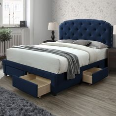 Twin Canopy Bed, Twin Daybed With Trundle, Bed Frame With Storage, Bed Storage, Storage Drawers, Bed Frame With Drawers, Linen Storage, Under Bed Drawers, Bed Slats