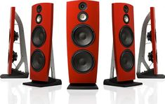 Jamo R907 Loudspeakers | Ultra High-End Audio and Home Theater Review
