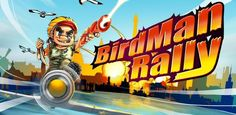 Put your Flying Skills to the Test with Birdman Rally for Android