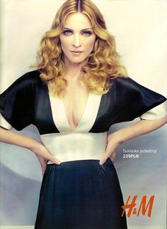'M by Madonna' for H & M – Spring/Summer 2007 – Photos by Steven Klein