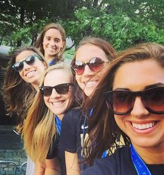 alex morgan | lauren holiday | amy rodriguez | tobin heath | morgan brian