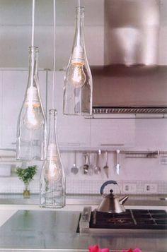 DIY Easy Way to Cut Glass Bottles!