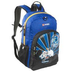 LEGO Ninjago Lightning Heritage Classic Backpack, $29.99 (http://www.znvora.com/lego-ninjago-lightning-heritage-classic-backpack/)