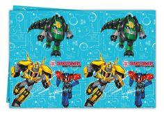 Transformers-pöytäliina