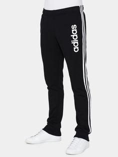 Jogging Bottoms Linear - Sportswear - Clothing - Men
