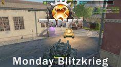 Tanki X - Monday Blitzkrieg