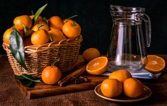 Tangerines and oranges by Kresimir Delac on 500px