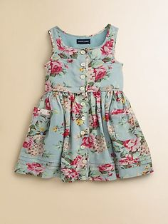 722bc9a11 Toddler's & Little Girl's Floral Sundress - Zoom - Saks Fifth Avenue Mobile