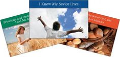 2015 Theme Primary Poster Pack - I Know My Savior Lives