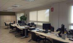 Estudio de gestión de luz en la empresa: Previsora de la Salud, Zaragoza.