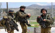 قوات الاحتلال تعتقل 5 فلسطينيين في غزة…: اعتقلت قوات الاحتلال الإسرائيلي اليوم خمسة فلسطينيين في غزة والضفة الغربية . وذكرت مصادر فلسطينية…
