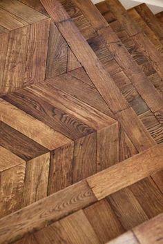 Auburn Oak Vinyl Parquet Flooring From Karndean