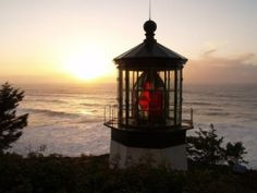 Cape Meares Lighthouse, OR by Divonsir Borges