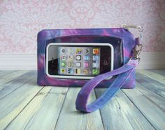 iPhone 6 plus wristlet Note 4 cell phone by PrettyCoolShops