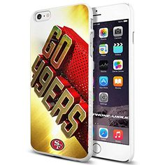 American Football NFL SF Sanfran cisco 49ers , , Cool iPhone 6 Plus (6+ , 5.5 Inch) Smartphone Case Cover Collector iphone TPU Rubber Case White [By PhoneAholic] Phoneaholic http://www.amazon.com/dp/B00XQKOALQ/ref=cm_sw_r_pi_dp_.cLwvb138A3ZH