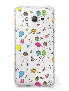 Capa Samsung Gran Prime Festa - SmartCases - Acessórios para celulares e tablets :)