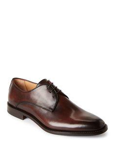 0afe19bb200 BOSS Men s Highline Derby Plain Toe Oxfords - 100% Exclusive ...