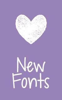 newfonts