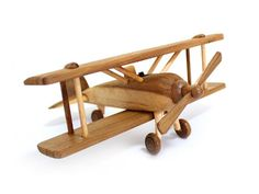 wooden airplane models in Handmade by MoreThanWoodShop on Etsy