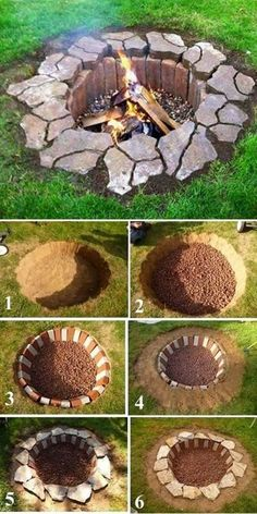 27 Awesome DIY Firepit Ideas for Your Yard - Page 4 of 30 - Beddingomfortersets.us