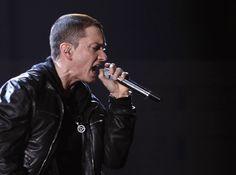 'Rap God' Eminem Officially Announces 'Total Slaughter' Battle Rap Reality Show Tournament [VIDEO] Drake Bell, Bruce Jenner, Freestyle Rap, Eminem Wallpapers, Shady Records, Eminem Rap, Eminem Memes, Gay, Musica