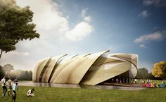 Mexico Pavilion At Expo Milano 2015 - Picture gallery