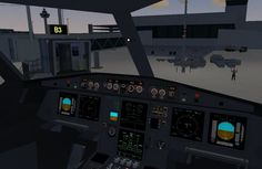 FlightGear Flight Simulator Free Download PC Games