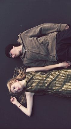 Sid and Cassie from #Skins