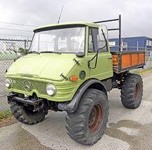 Unimog 406 - Wikipedia
