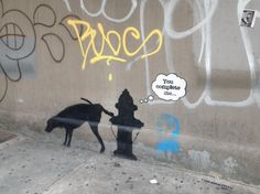 banksy artwork meanings - Google Search