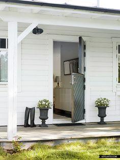Stunning Scandinavian Summer House Interior   Afflante.com