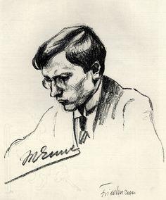 Op 26 november 1981 overleed schaakgrootmeester Max Euwe.