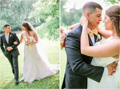 The Inn at Oak Lawn Farms l Leigh Anne + Buddy l Fine Art Weddings l Atlanta