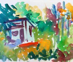 On Assignment! Watercolor Landscape, Art Work, Landscapes, Gallery, Blog, Painting, Artwork, Paisajes, Work Of Art