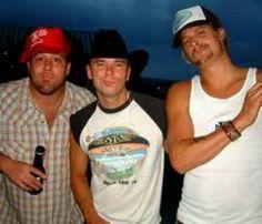 Uncle Kracker, Kenny & Kid Rock...