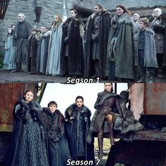 The Starks   Game of Thrones Memes