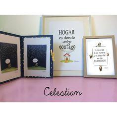 ilustraciones Celestian para decorar tus rincones favoritos www.celestianshop.com #deco #home