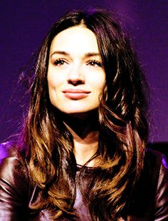 Crystal Reed attends WerewolfCon on September 26th and 27th