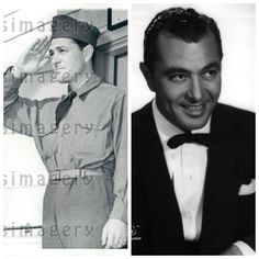 Tony Martin-Army Air Force-WW2-Corporal assigned to Glen Miller Band-promoted to technical Sergeant in Air Transport Command and stationed in India  (Singer/Actor)