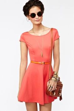 Layla Skater Dress in Clothes Dresses at Nasty Gal