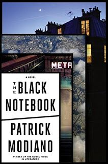 Canadian Bookworm: The Black Notebook