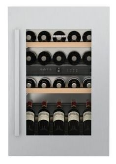 Liebherr EWTdf 1653 Vinidor Einbau-Weinschrank Bordeaux, Wine Access, Wine Shelves, Steel Panels, Wine Cabinets, Wine Fridge, Door Hinges, Product Offering, Consumer Products