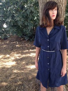 Free Shipping.Vintage Dress.Women Dress.Womens by shpirulina