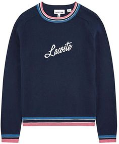 Lacoste Wool blend sweater