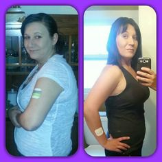 Thrive Le-Vel before and 10 weeks after. Are you ready for a change? Check out my website agreenside.Le-vel.com let me help you start living your life