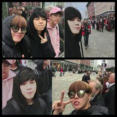 #BTS #방탄소년단 Bon Voyage Episode 3 ❤ Selfie Time!