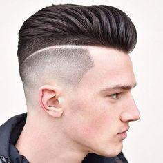 15 Modern Haircuts for Men 15 Modern Haircuts For Men. 15 Modern Haircuts For Men. Pompadour Fade, Modern Pompadour, Pompadour Hairstyle, Mens Modern Hairstyles, Modern Haircuts, Cool Hairstyles, Wedding Hairstyles, Japanese Hairstyles, Korean Hairstyles