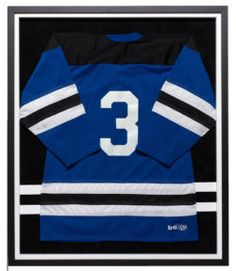 Blue Hockey Jersey B
